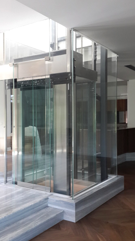 Elevators By Glass
